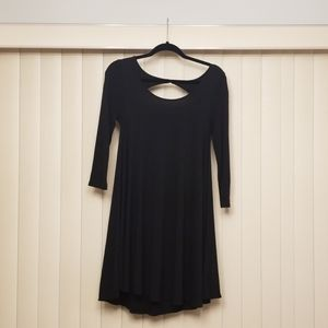 American Eagle Outfitters ballet back dress